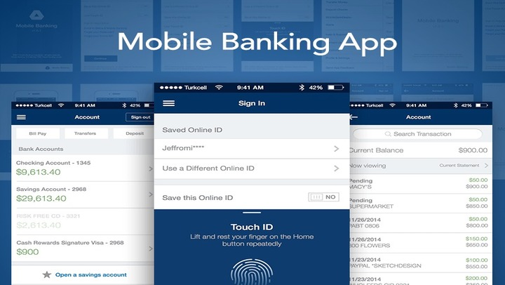 Critical UI UX Design Elements That Every Banking App Must Have