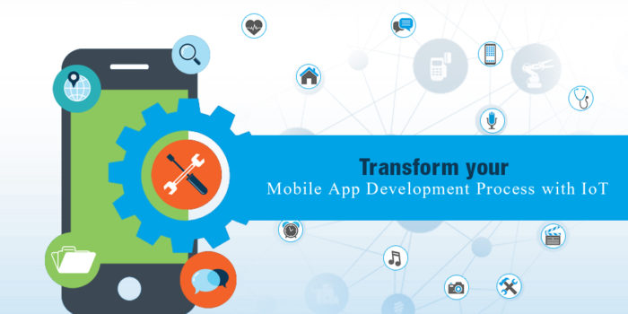 Internet of Things (IoT) Transforming Mobile App Industry