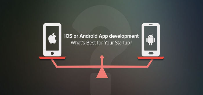 Reasons To Choose iPhone app development For Your Startup