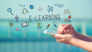 E-Learning Application Development