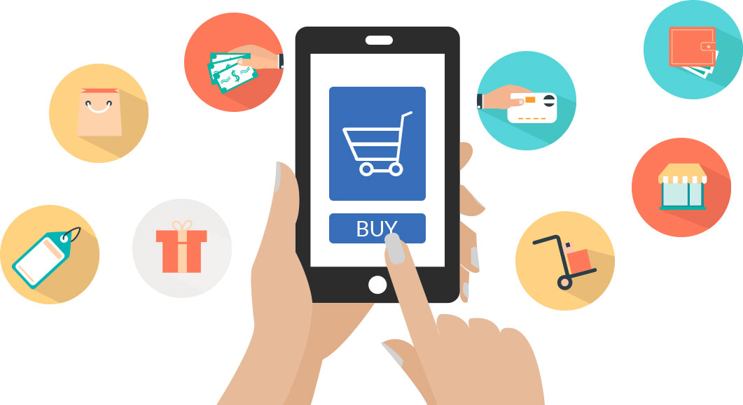 E-commerce Mobile Apps