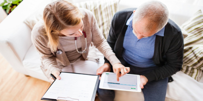 5 Ways Technology has Made Senior Care Efficient in 2021