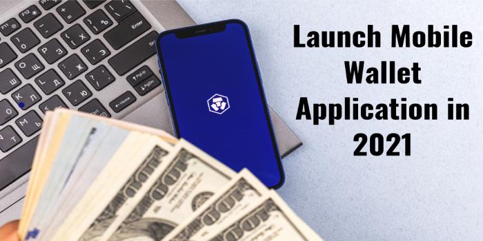 Mobile Wallet App