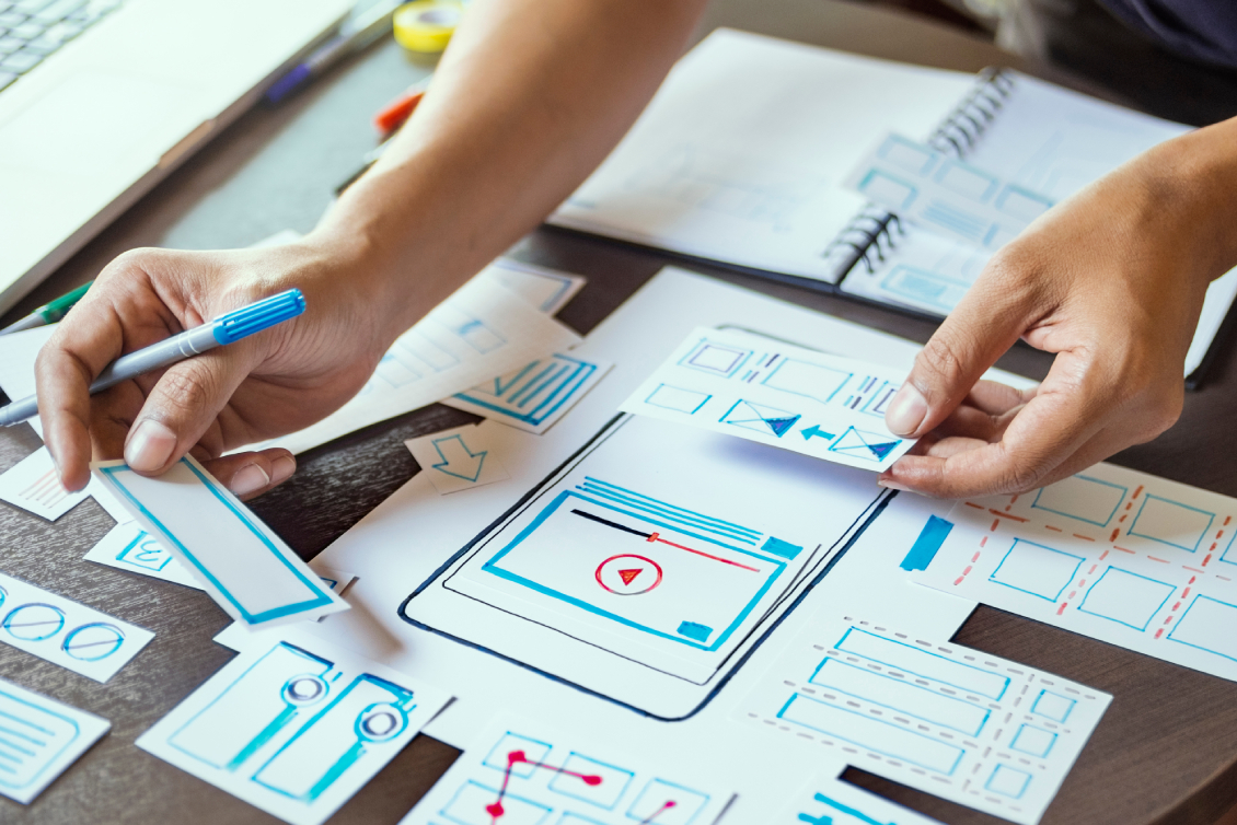 Our Enterprise Application Development Process