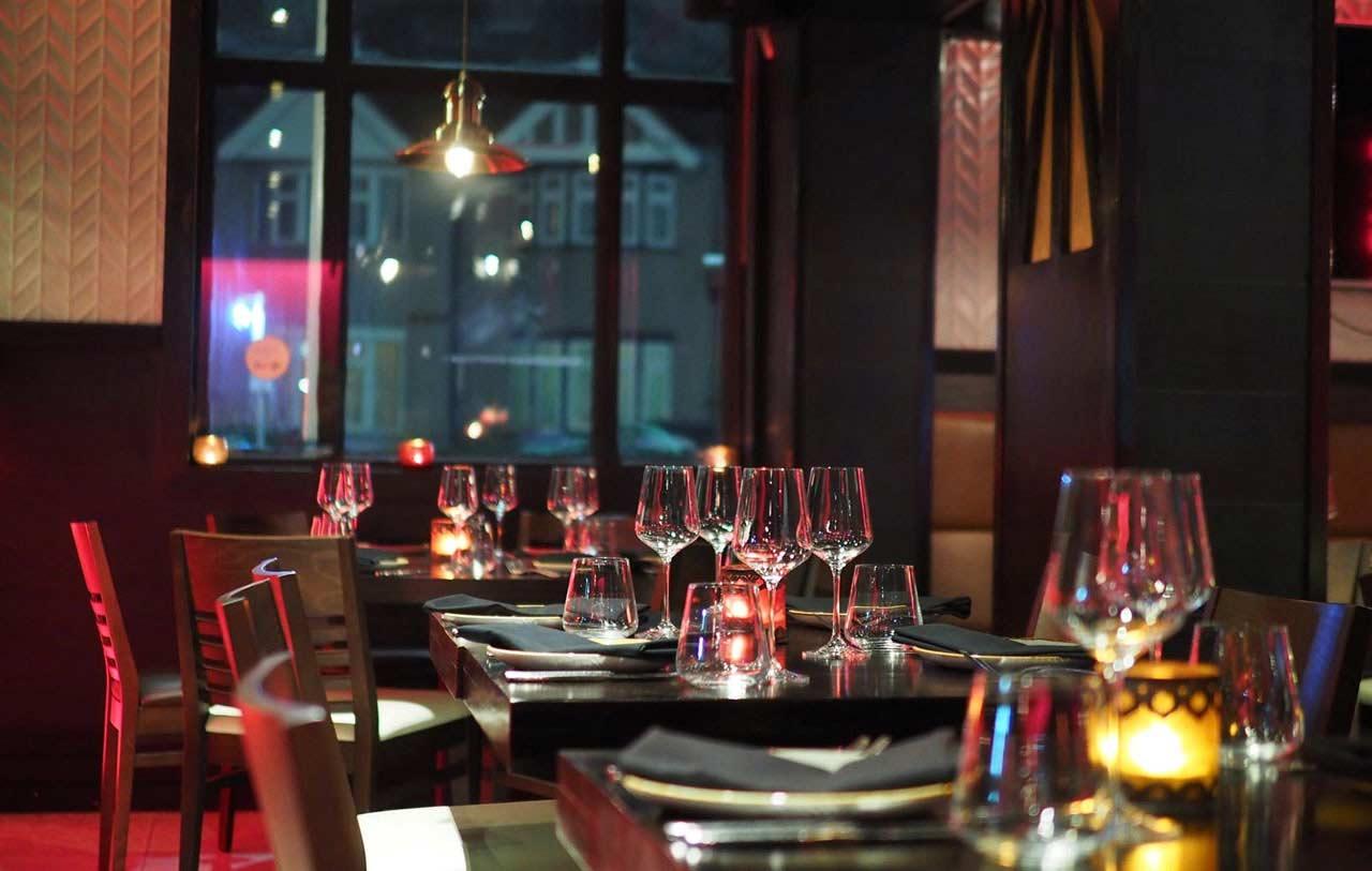 Restaurant app development