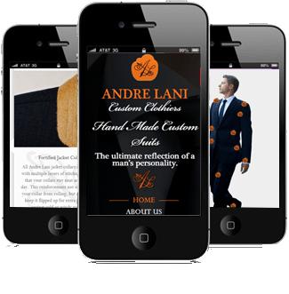 Andre Lani Custom Clothier