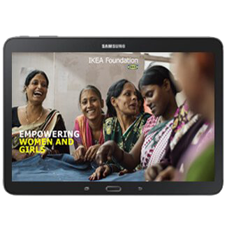 IKEA Foundation Android TV App