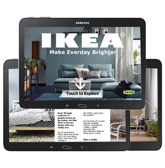 IKEA Hej Home Android TV App