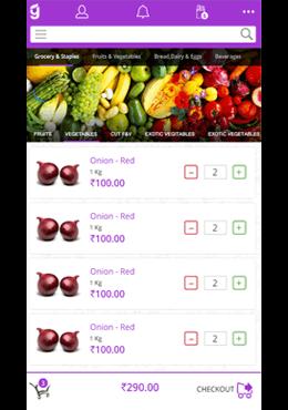 eCommerce CMS Application